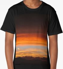 Sunset Canvas Long T-Shirt