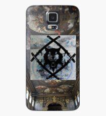 hollowsquad xavier wulf garage  Case/Skin for Samsung Galaxy