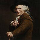 Joseph Ducreux - Guise Of A Mocker  by warishellstore