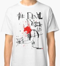 Gonzo: The Devil Inside Us Classic T-Shirt
