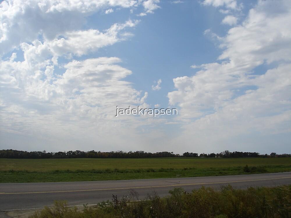 Ode To My Prairie by jadekrapsen