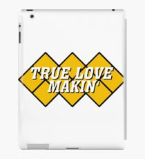 Capcom vs snk 2 cvs2 Classic RARE Design TRUE LOVE MAKIN. 100% Redrawn In Adobe Illustrator Vector Format. iPad Case/Skin