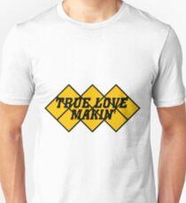 Capcom vs snk 2 cvs2 Classic RARE Design TRUE LOVE MAKIN BLACK. 100% Redrawn In Adobe Illustrator Vector Format. Unisex T-Shirt