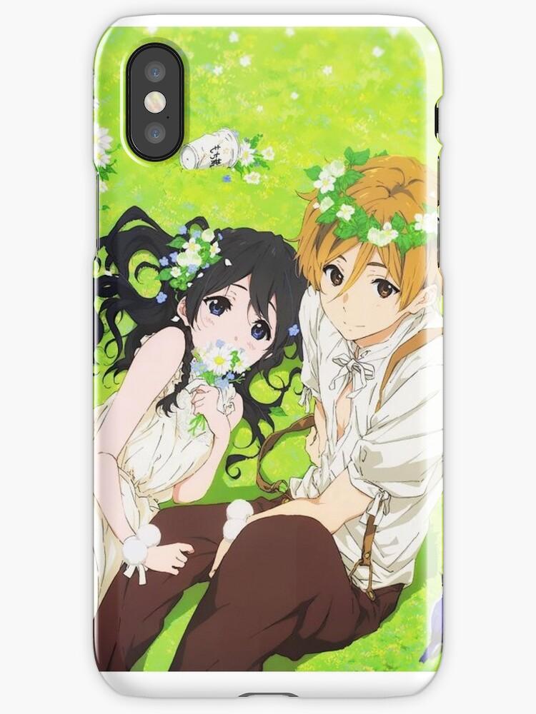 anime couple by charliehustles8