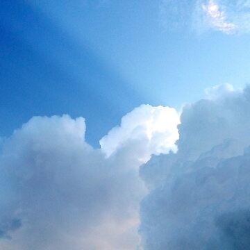 beautiful sky by frozenpillows