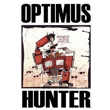 Gonzo: Optimus Hunter by HouseofDaze