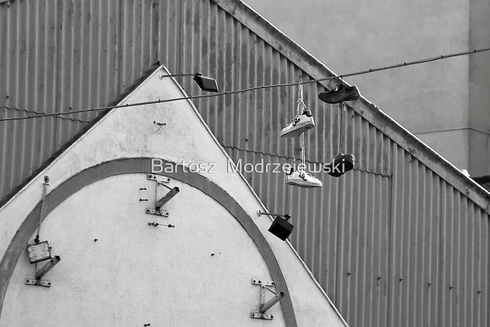 Shoes  by Bartosz  Modrzejewski