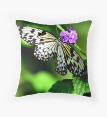 Nectar at Breakfast Throw Pillow