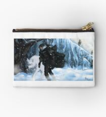 Jon Snow and Ghost Studio Pouch