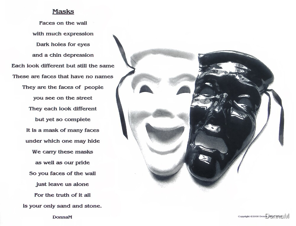 Masks by DonnaM