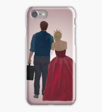 At the Beginning with You iPhone Case/Skin