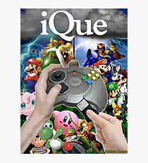 iQue Legacy Photographic Print