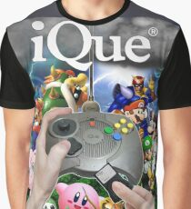 iQue Legacy Graphic T-Shirt