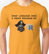 R data pirate T-Shirt