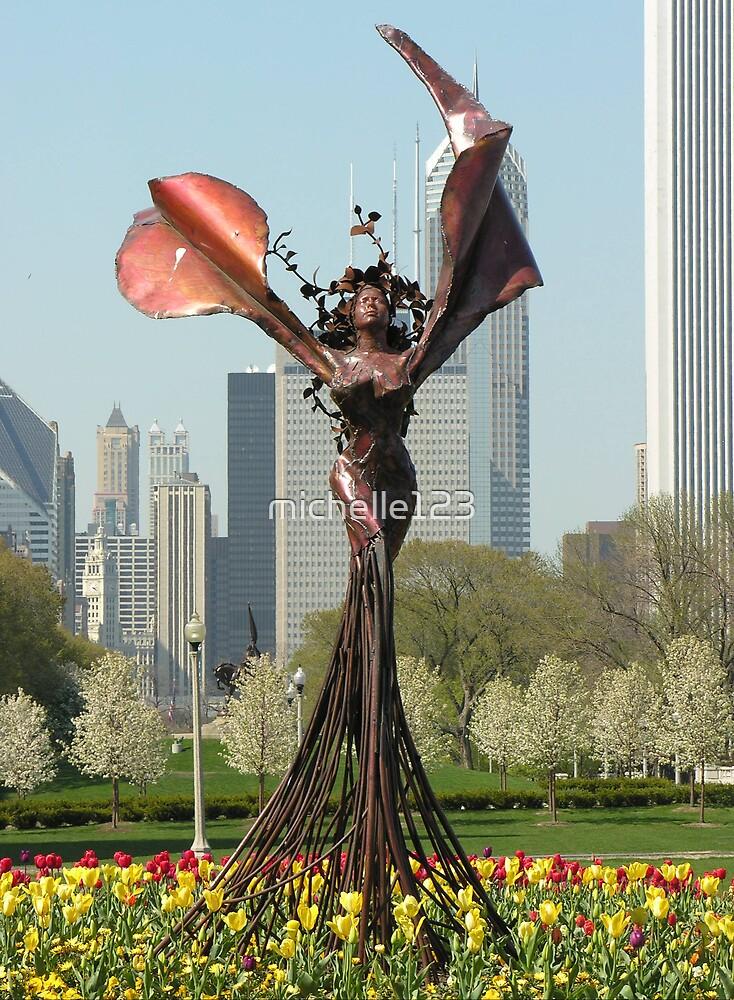 Bronze Fairy by michelle123