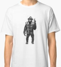 War for the Planet of the Apes // Banksy Classic T-Shirt