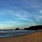 Narooma - Late Afternoon Fishing - by Evita