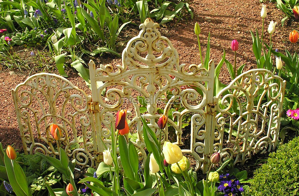 Garden Gate by michelle123