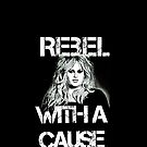 Rebel with a cause  by Chronos82