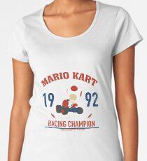 Racing Champion Toad Women's Premium T-Shirt
