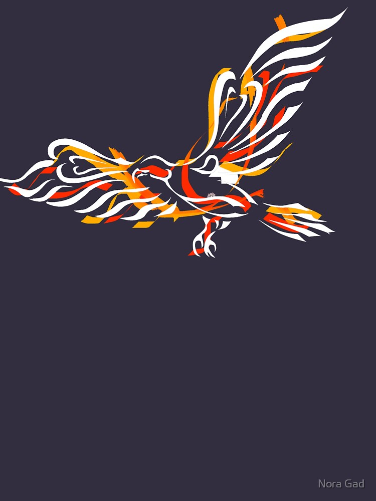 Eagle Tattoo de NoraMohammed