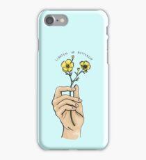 lighten up  iPhone Case/Skin