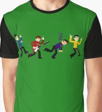 Very Namaste Friends Graphic T-Shirt