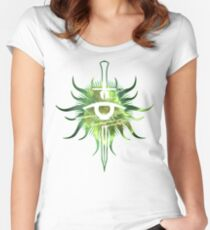The Inquisition Women's Fitted Scoop T-Shirt