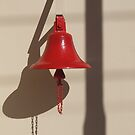 Ring my bell ( red) by Tom McDonnell