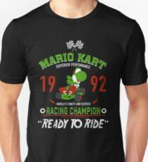 Racing Champion Yoshi Unisex T-Shirt