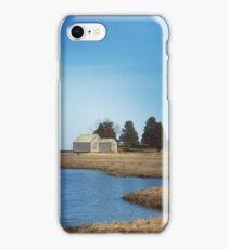 Salt Pond Eastham  iPhone Case/Skin