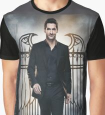 Lucifer Graphic T-Shirt
