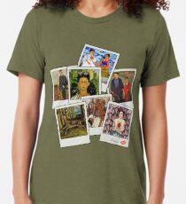 Polaroid Kahlo Vintage T-Shirt