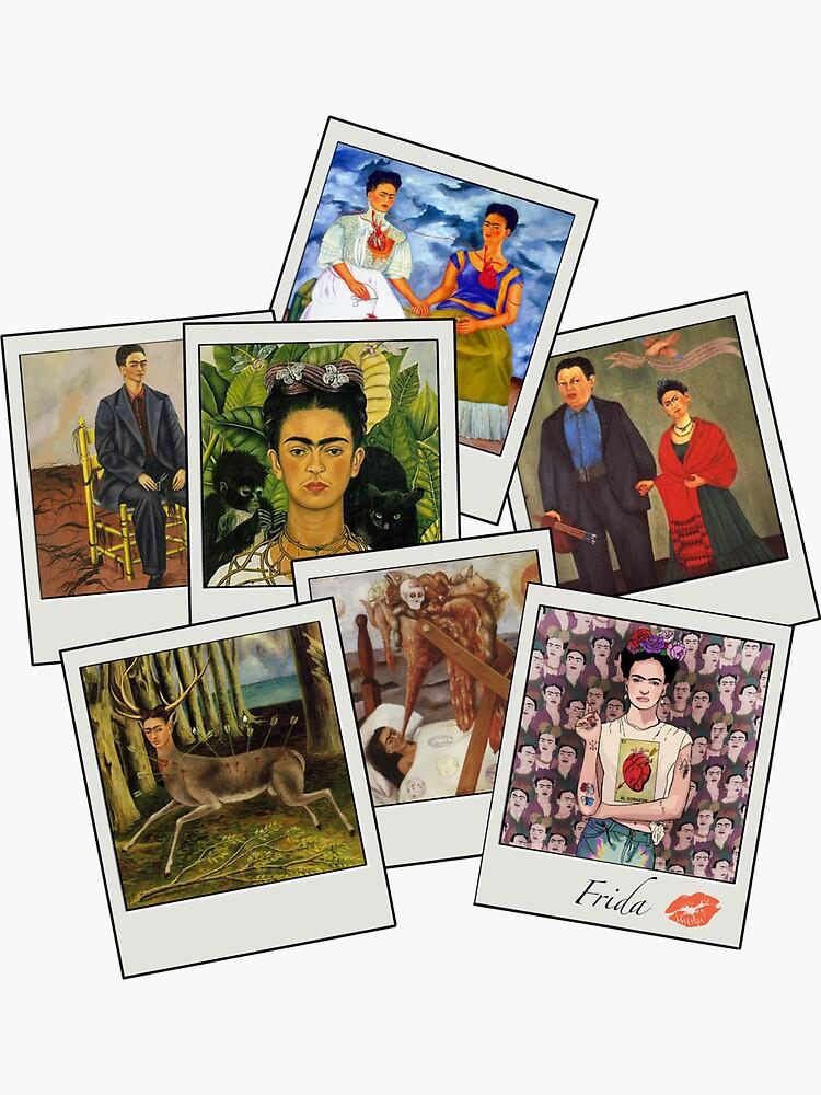 Polaroid Kahlo von AManDuhhh