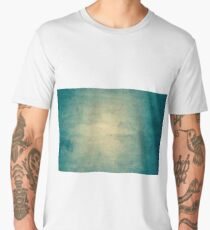 Grunge metal texture Men's Premium T-Shirt
