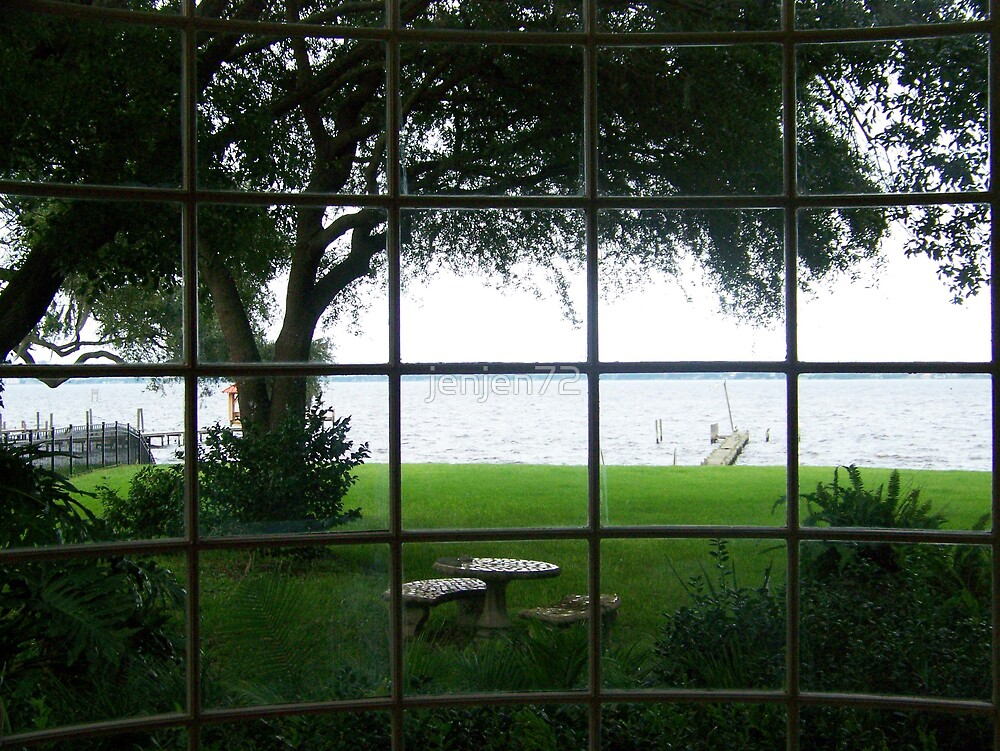 Out the window by jenjen72