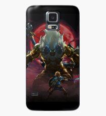 Zelda - Gold Lynel - Blutmond Hülle & Skin für Samsung Galaxy