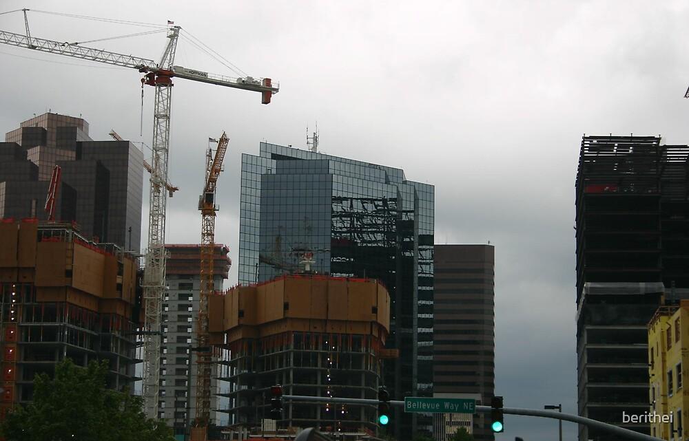 new building in Bellevue by berithei
