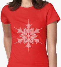 Snowflake 1 white T-Shirt