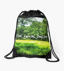 Chase Your Dreams Drawstring Bag