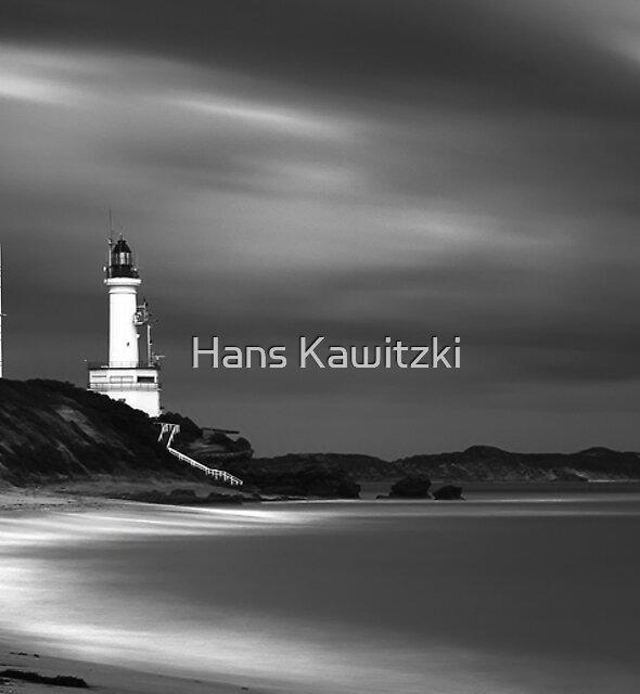 016 Point Lonsdale - Mono by Hans Kawitzki