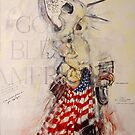 God bless america by thegoose