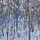 Hyperborean Landscape 5 by Richard Maier