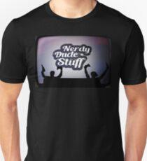 Nerdy Dude Stuff Main logo Unisex T-Shirt