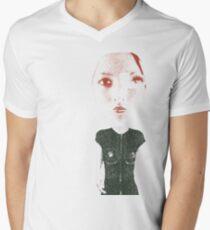 broken doll Men's V-Neck T-Shirt