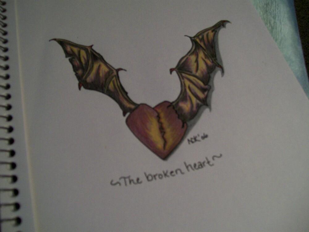 broken heart by DragsterMom077