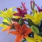 Lily Bouquet by AuntDot