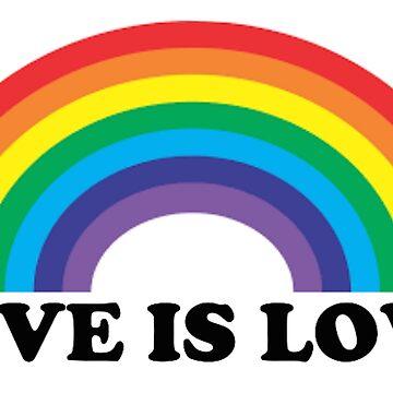 LOVE IS LOVE by internetokay