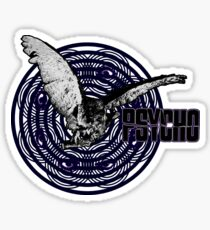 Psycho Sticker