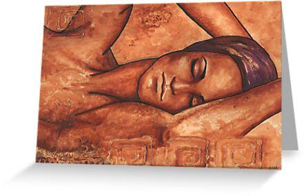 Just lay back, relax, and  .  .   .    .     .  by Alga Washington
